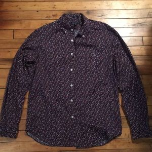 J. Crew Slim Button-Down Shirt